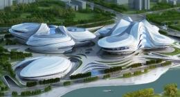 梅溪湖国际文化艺术中心