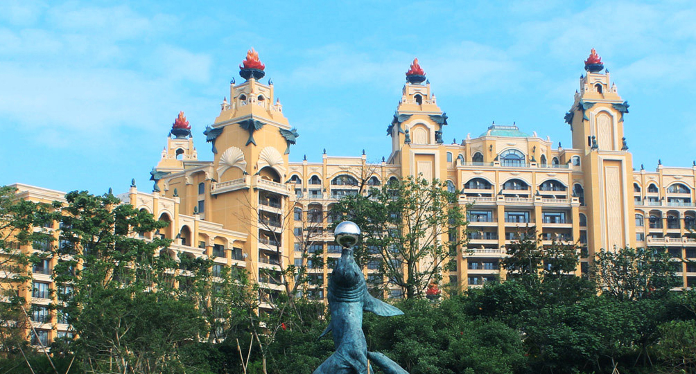 Zhuhai Changlong Hotel
