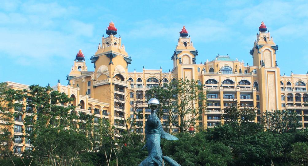 Zhuhai Changlong Hotel